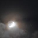 Moon and Venus conjunction (5 degrees),                                Łukasz Sujka