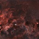Le croissant en champ large NGC6888,                                AstromaC