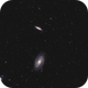 M81 and M82,                                Ron