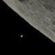 Mars Occultation by Moon,                                Aerohead77