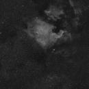 NGC 7000,                                Boštjan Zagradišnik