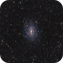 NGC 6744 - Spiral galaxy in Pavo,                                Cluster One Observatory