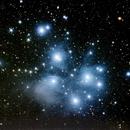 M45 - The Pleiades,                                GregK
