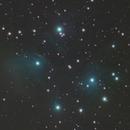 M45 - Pleiades,                                Sean van Drogen