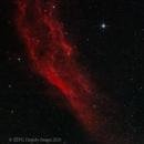NGC 1499,                                Hals