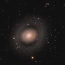 M94 - Cat's Eye Galaxy,                                Yizhou Zhang