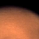 Alba Mons (?) and Valles Marineris,                                Hermann Klingele