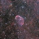NGC 6888,                                Josef Büchsenmeister
