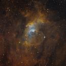 Bubble Nebula  Ha -  NGC 7635 - First light ASI183MM Pro,                                Thomas Richter