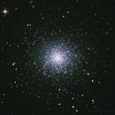M13 Hercules Cluster,                                badgerchap