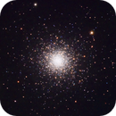 M3 Globular Cluster in Canes Venatici,                                Eshan Toorabally