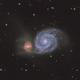 M51,                                Bradisback