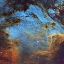 Pelican Nebula - Deep Sky West Remote Observatory,                                Deep Sky West (Ll...