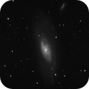 m106 of 28th  and 31st March 2020 - 427 60 secs + 1850 10 secs unguided exposure,                                Stefano Ciapetti