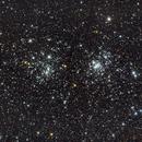 The Double Cluster in Perseus,                                Francesco Meschia