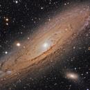 M31 - Andromeda Galaxy,                                Corrado Gamberoni