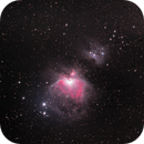 M42: Orion Nebula (2020),                                Daniel Tackley