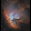 NGC 281,                                Metsavainio