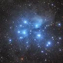 M45 - Pleiades,                                Yakov Grus