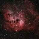 Tadpole Nebula IC 410,                                Richard Vanderbeek