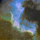 NGC7000 North America nebula,                                Mnar