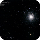 M13 - Hercules Cluster,                                Tyler Jackson Welch