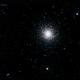 M13 - Hercules Cluster,                                Tyler Jackson Welch