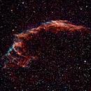 Eastern Veil Nebula (C33),                                Chris Morisette