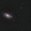 M 63 the Sunflower Galaxy,                                pete_xl