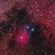 NGC6589, Sh2-37 in LRHaGB & Ha,                                TWFowler