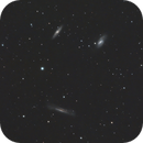 M65, M66 & NGC 3628 (using improper field flattener),                                PhotonCollector