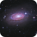M63  Ha-L-RGB(OSC),                                sky-watcher (johny)