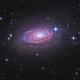M63  Ha-L-RGB(OSC),                                sky-watcher (johny)