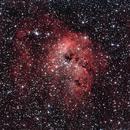 IC 410 - The Tadpole Nebula,                                Csere Mihaly