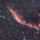 Veil Nebula - NGC 6992,                                GALASSIA 60