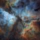 Carina Nebula (NGC 3372),                                ashley