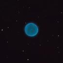 Abell 39 Planetary Nebula in OIIIRGB,                                Douglas J Struble