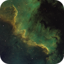 The Cygnus Wall,                                north.stargazer