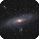 The Andromeda Galaxy,                                William Maxwell