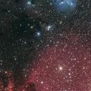 IC2169 (IC44[6,7],NGC224[5,7]) in HaLRGB,                                Richard Bratt