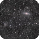 NGC7331 and Friends,                                dnault42