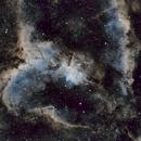 Heart Nebula,                                fibble
