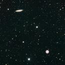 M97 (Owl) and M108,                                Robert Q. Kimball