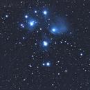 M45 the Pleiades,                                Steve Coates