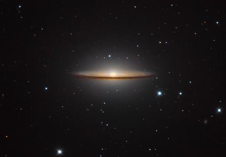 M104 Sombrero Galaxy,                                Jeff