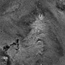 Cone Nebula HA,                                whitenerj