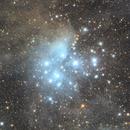 M45 Pleiades (150HNT2.8 first light),                                Pleiades Astropho...