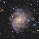 NGC 6946 'Fireworks Galaxy',                                Big_Dipper