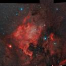 Nebulosa Nord america Poss II (310 .61 Megapixel),                                Gianluca Belgrado