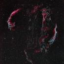 Cygnus loop,                                Arjan